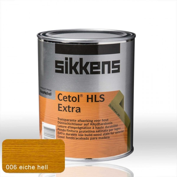Sikkens Cetol HLS Extra eiche hell 1l