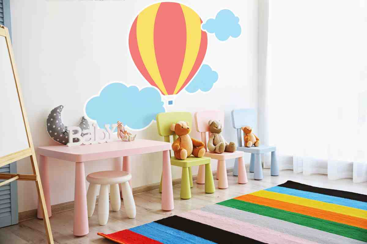farben f r kinderzimmer und babyzimmer. Black Bedroom Furniture Sets. Home Design Ideas