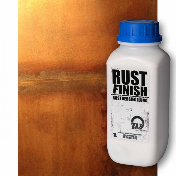 Rust Finish - Rostversiegelung
